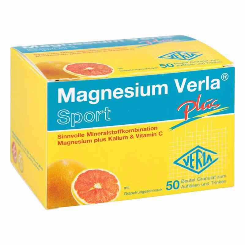Magnesium Verla plus granulat  zamów na apo-discounter.pl