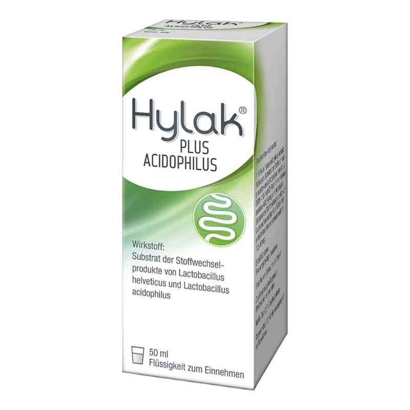 Hylak plus Acidophilus krople  zamów na apo-discounter.pl