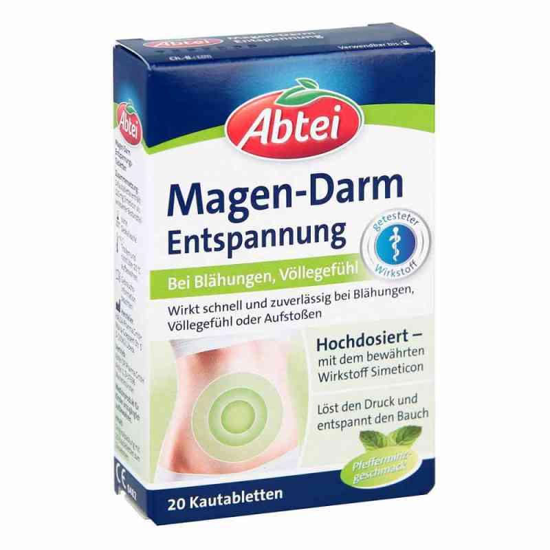 Abtei Magen Darm tabletki na żołądek i jelita  zamów na apo-discounter.pl