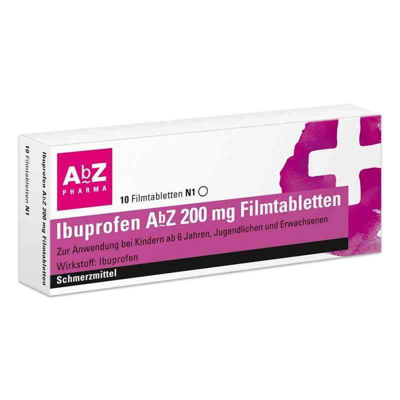 Ibuprofen Abz 200 mg Filmtabl. zamów na apo-discounter.pl