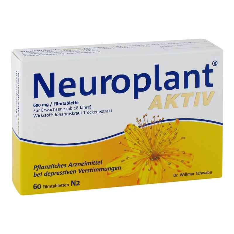 Neuroplant aktiv Filmtabl. zamów na apo-discounter.pl