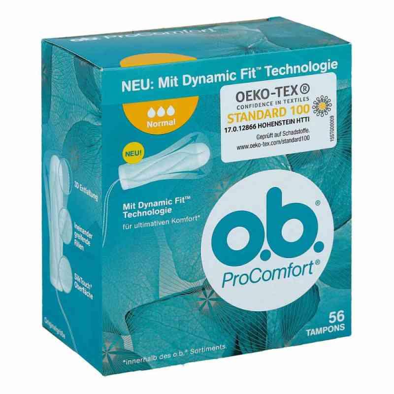 O.b. tampony ProComfort normal  zamów na apo-discounter.pl