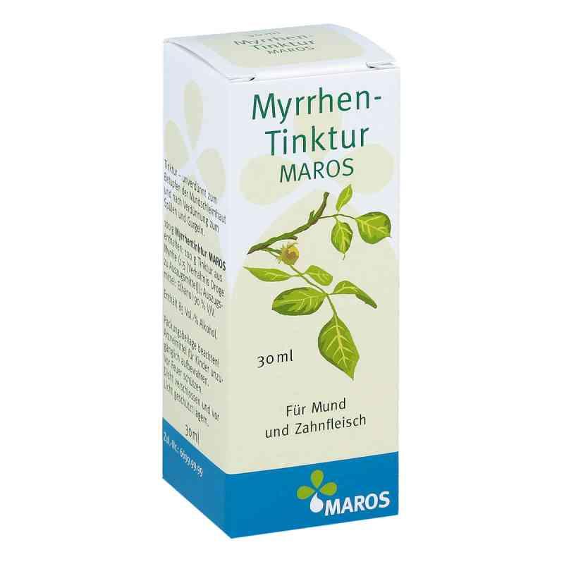 Myrrhen Tinktur Maros  zamów na apo-discounter.pl