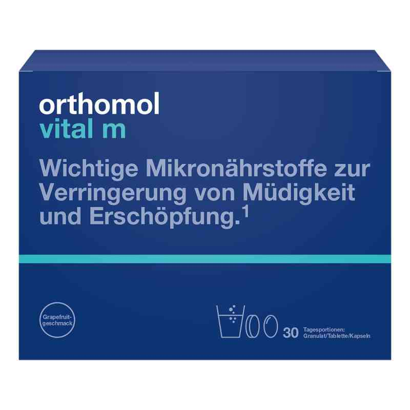 Orthomol Vital M Grapefruit granulowany  zamów na apo-discounter.pl