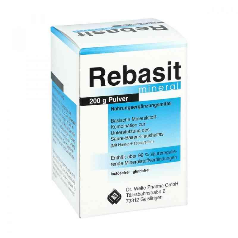 Rebasit minerały w proszku  zamów na apo-discounter.pl