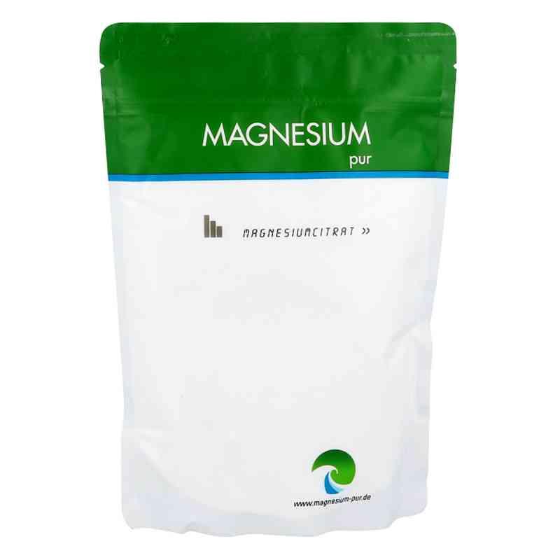 Magnesium Pur Pulver  zamów na apo-discounter.pl