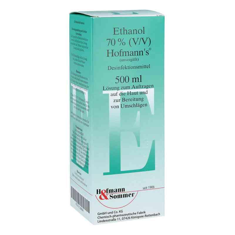 Ethanol 70% (v/v) Hofmanns  zamów na apo-discounter.pl