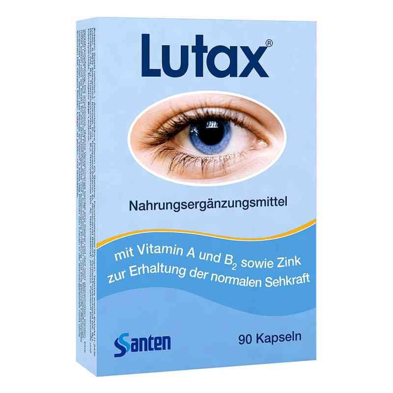 Lutax 10 mg kapsułki z luteiną  zamów na apo-discounter.pl