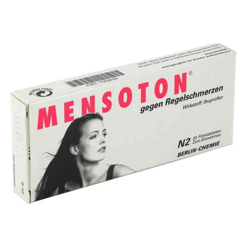 Mensoton gg. Regelschmerzen Filmtabl.  zamów na apo-discounter.pl