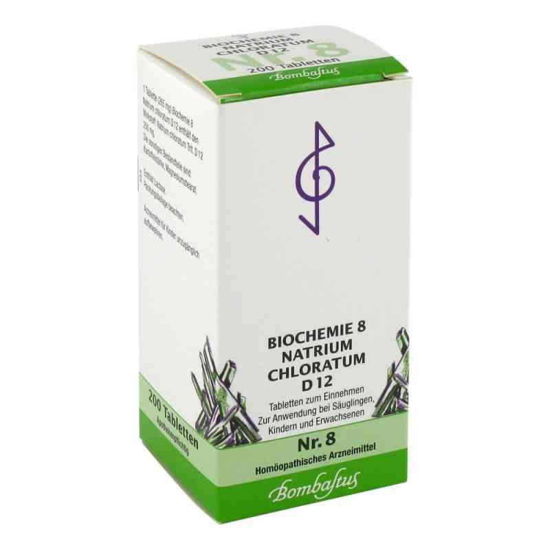 Biochemie 8 Natrium chloratum D 12 Tabl.  zamów na apo-discounter.pl