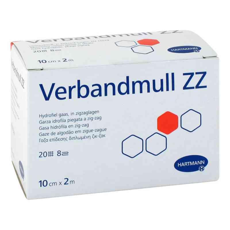 Verbandmull Hartmann 10cmx2m zickzack  zamów na apo-discounter.pl