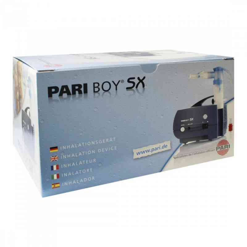 Pari Boy Sx inhalator  zamów na apo-discounter.pl