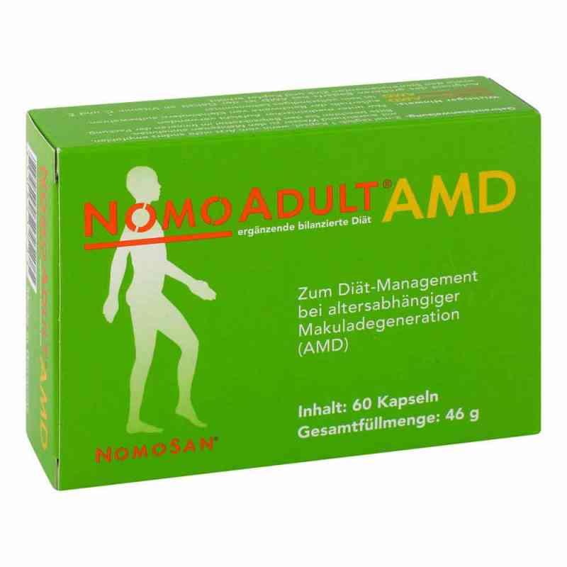 Nomoadult AMD kapsułki  zamów na apo-discounter.pl
