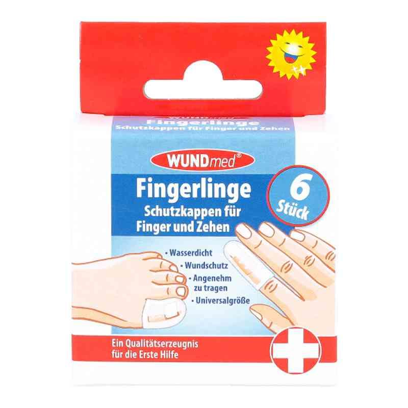 Fingerlinge nakładki ochronne na palce rąk oraz nóg  zamów na apo-discounter.pl