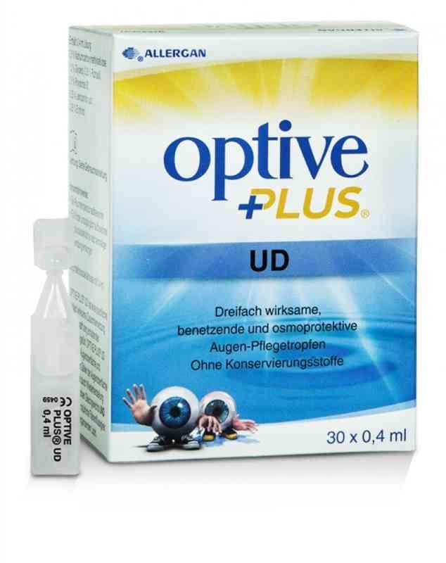Optive Plus Ud Augentropfen zamów na apo-discounter.pl