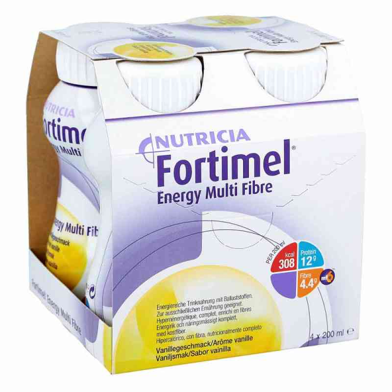 Fortimel Energy Multi Fibre Vanillegeschmack zamów na apo-discounter.pl