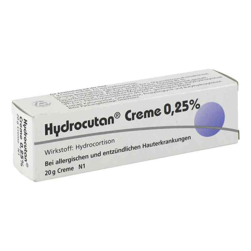 Hydrocutan Creme 0,25%  zamów na apo-discounter.pl