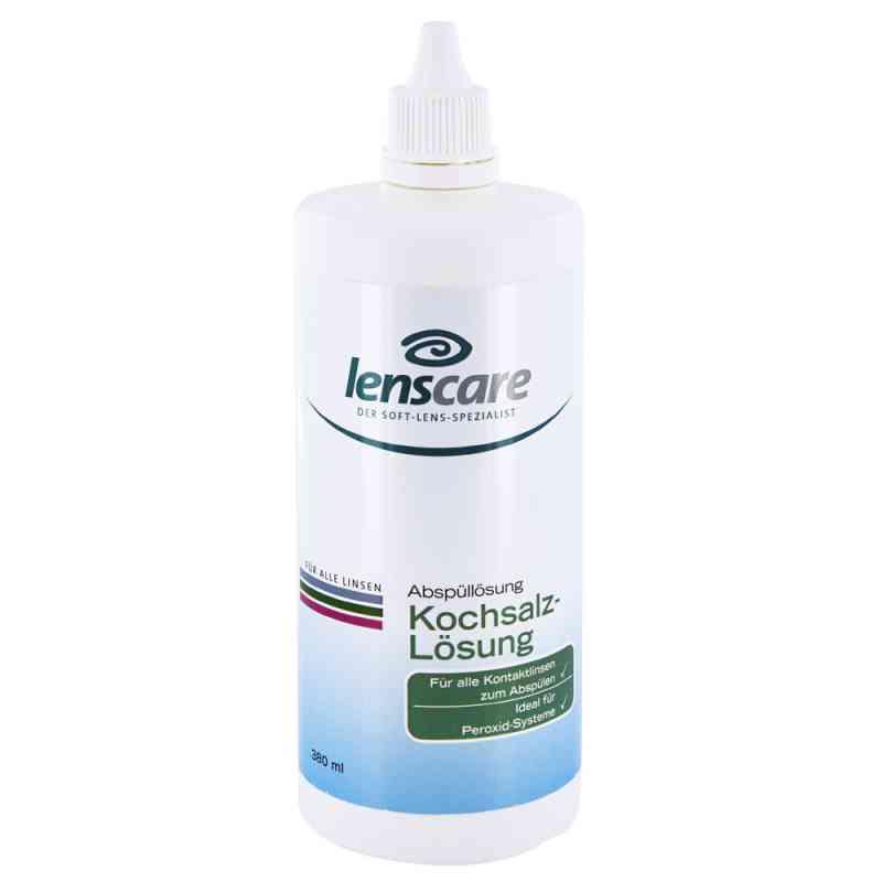Lenscare roztwór soli kuchennej zamów na apo-discounter.pl