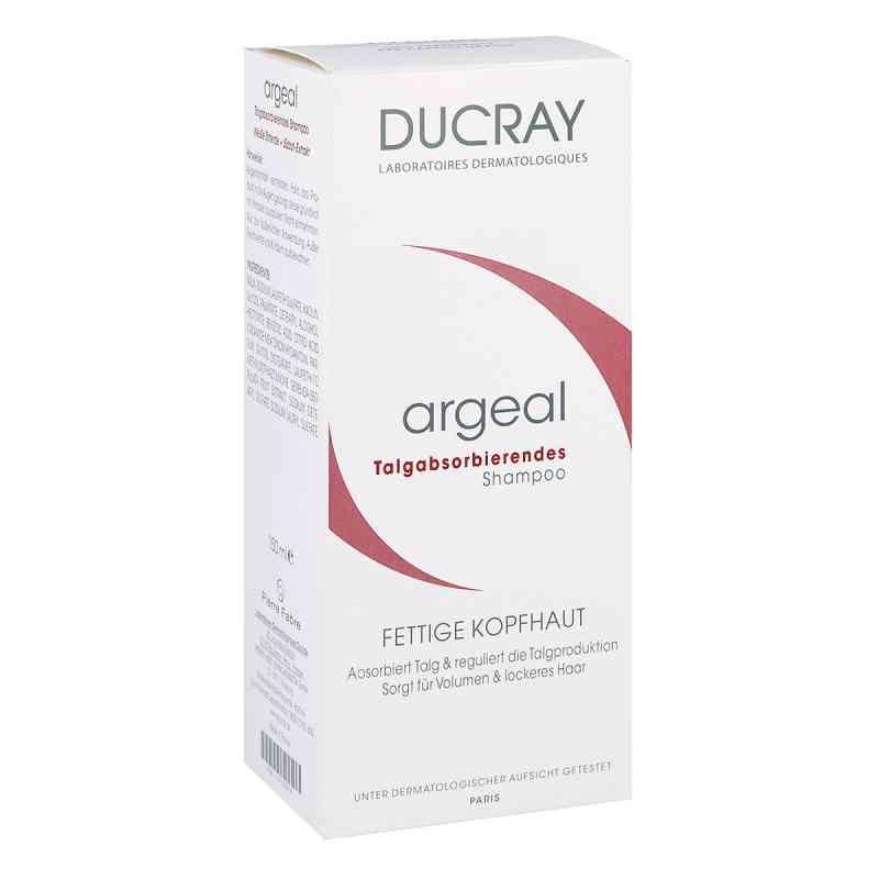 Ducray Ducray Argeal szampon do włosów tłustych zamów na apo-discounter.pl