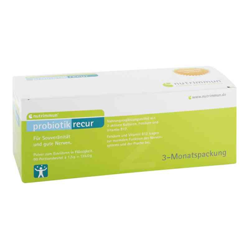Probiotik recur Pulver zamów na apo-discounter.pl