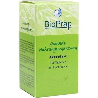 Acerola C tabletki do ssania  zamów na apo-discounter.pl