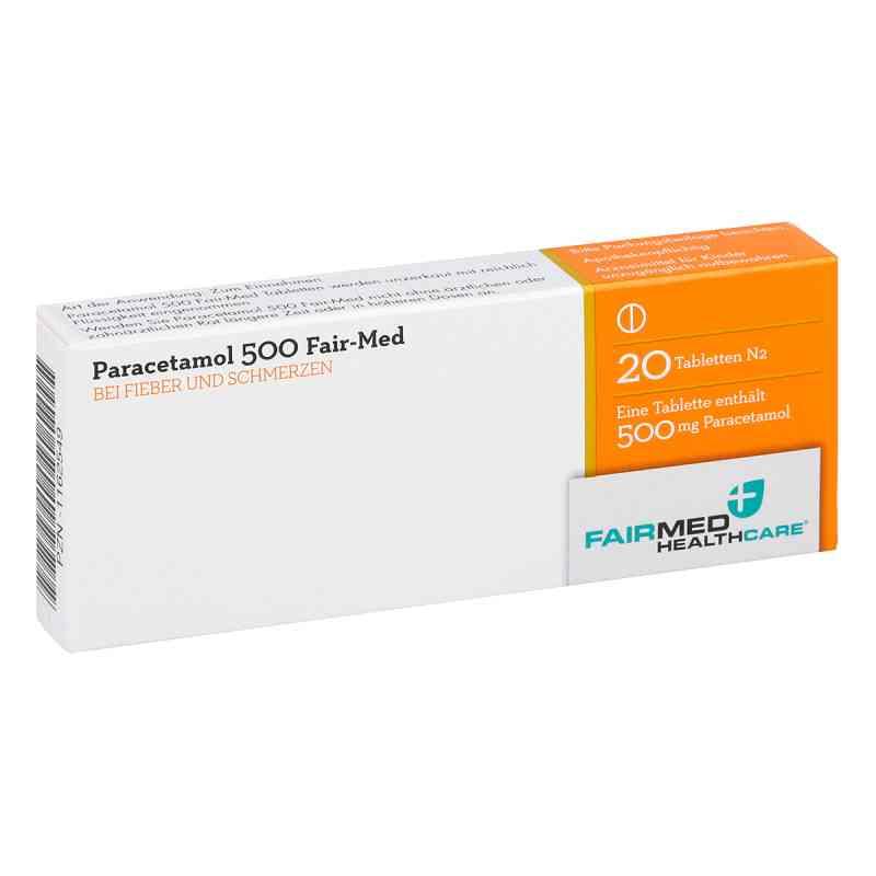 Paracetamol 500 Fair Med Tabl.  zamów na apo-discounter.pl