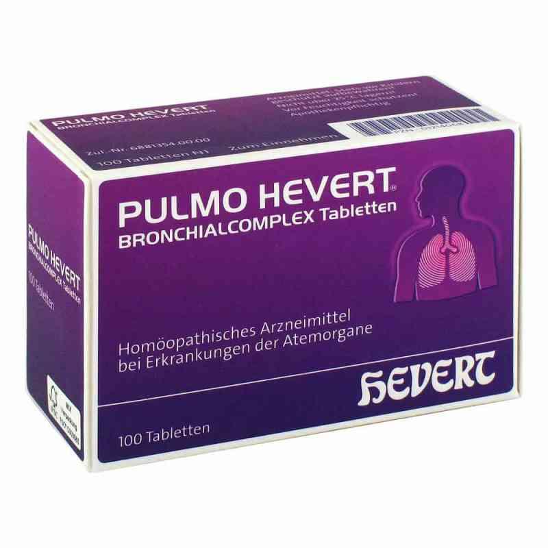 Pulmo Hevert Bronchialcomplex Tabl.  zamów na apo-discounter.pl