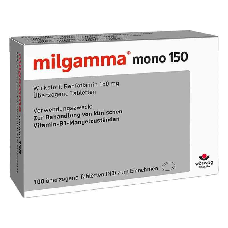 Milgamma mono 150 Tabl.ueberzogen zamów na apo-discounter.pl