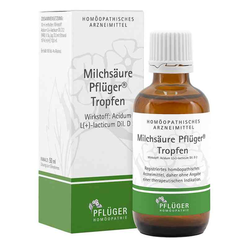 Milchsaeure Pflueger Tropfen zamów na apo-discounter.pl