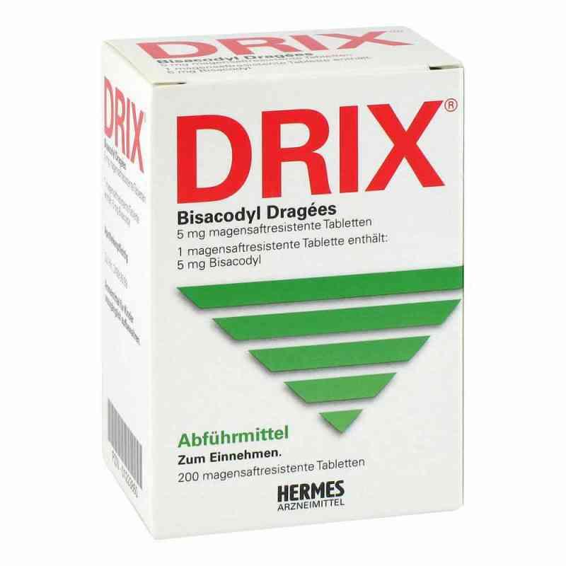 Drix Bisacodyl Drag.  zamów na apo-discounter.pl