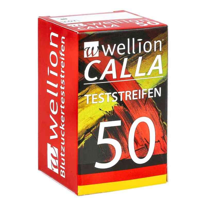 Wellion Calla Blutzuckerteststreifen  zamów na apo-discounter.pl