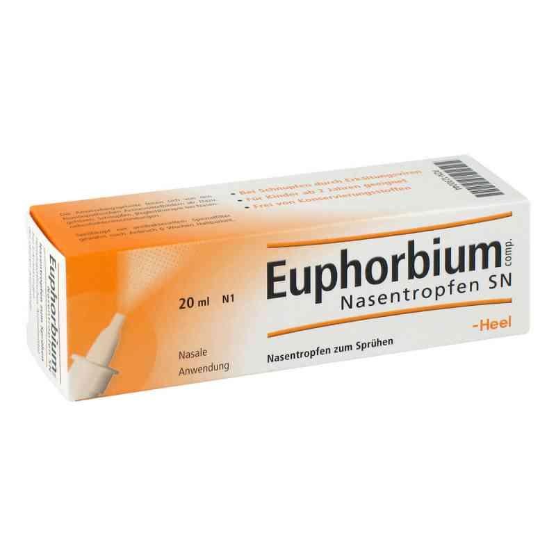 Euphorbium Comp. Nasentr. Sn Nasendos.spray  zamów na apo-discounter.pl