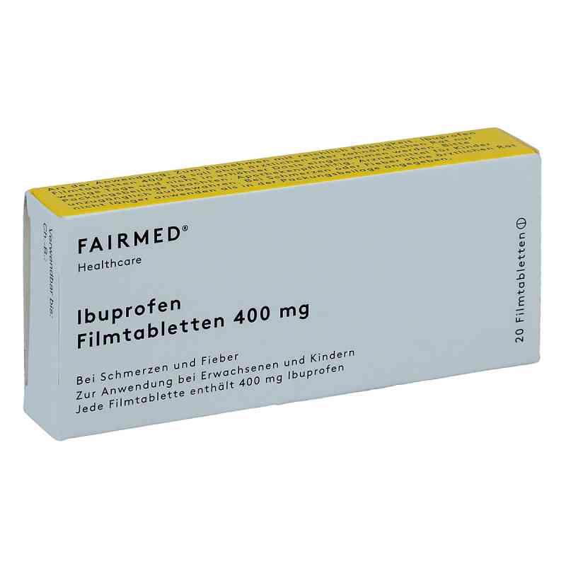 Ibuprofen 400 akut Fair Med Filmtabl.  zamów na apo-discounter.pl