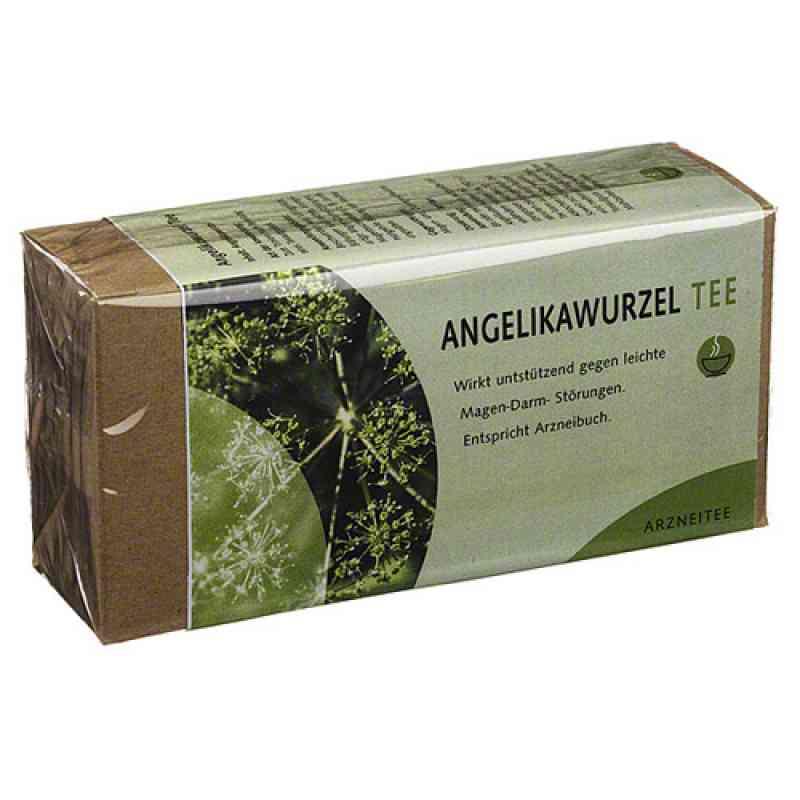 Angelikawurzel Tee Filterbtl.  zamów na apo-discounter.pl