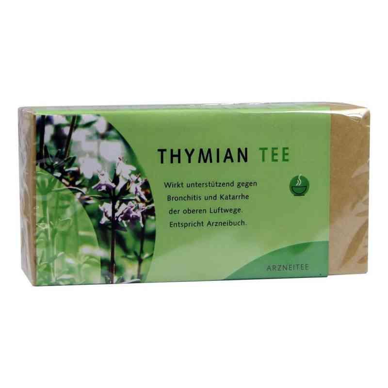 Thymian Tee Filterbtl. 25 szt. od Alexander Weltecke GmbH & Co KG PZN 01245732