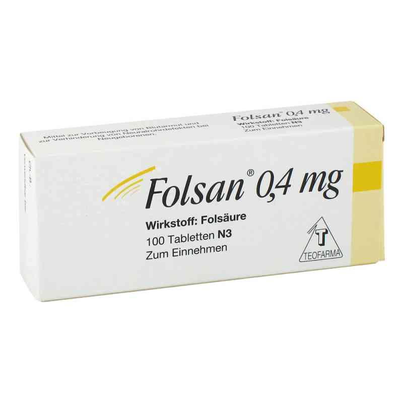 Folsan 0,4 mg Tabl.  zamów na apo-discounter.pl
