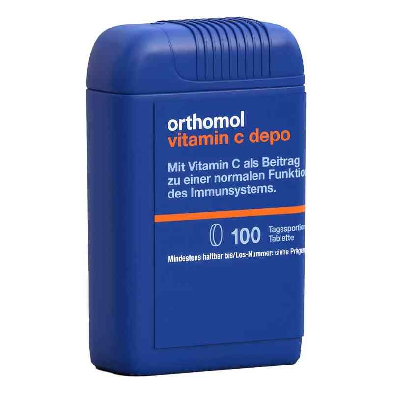 Orthomol Witamina C Depo tabletki  zamów na apo-discounter.pl