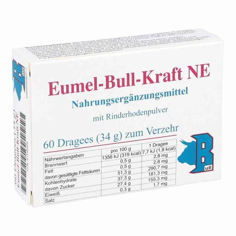 Eumel Bull Kraft Ne drażetki  zamów na apo-discounter.pl