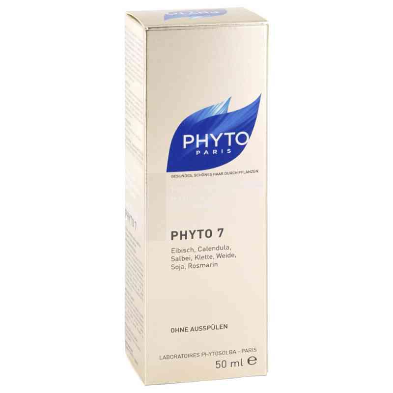 Phyto 7 Krem nawilżający do pielęgnacji włosów suchych  zamów na apo-discounter.pl