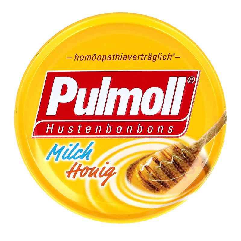 Pulmoll Milch Honig Bonbons zamów na apo-discounter.pl