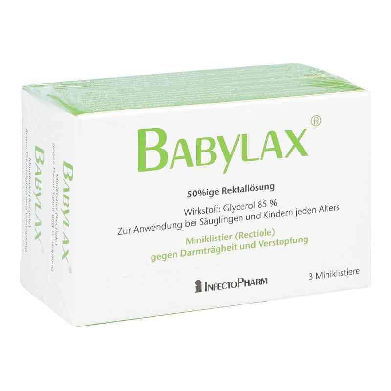 Babylax Klistier zamów na apo-discounter.pl