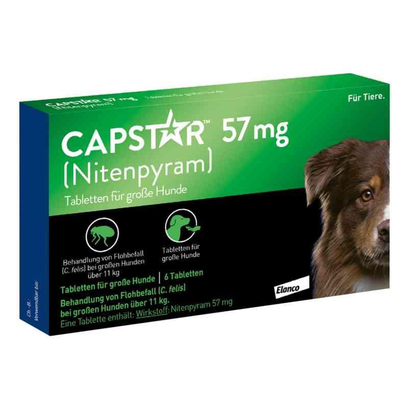 Capstar 57 mg Tabletten für grosse Hunde  zamów na apo-discounter.pl