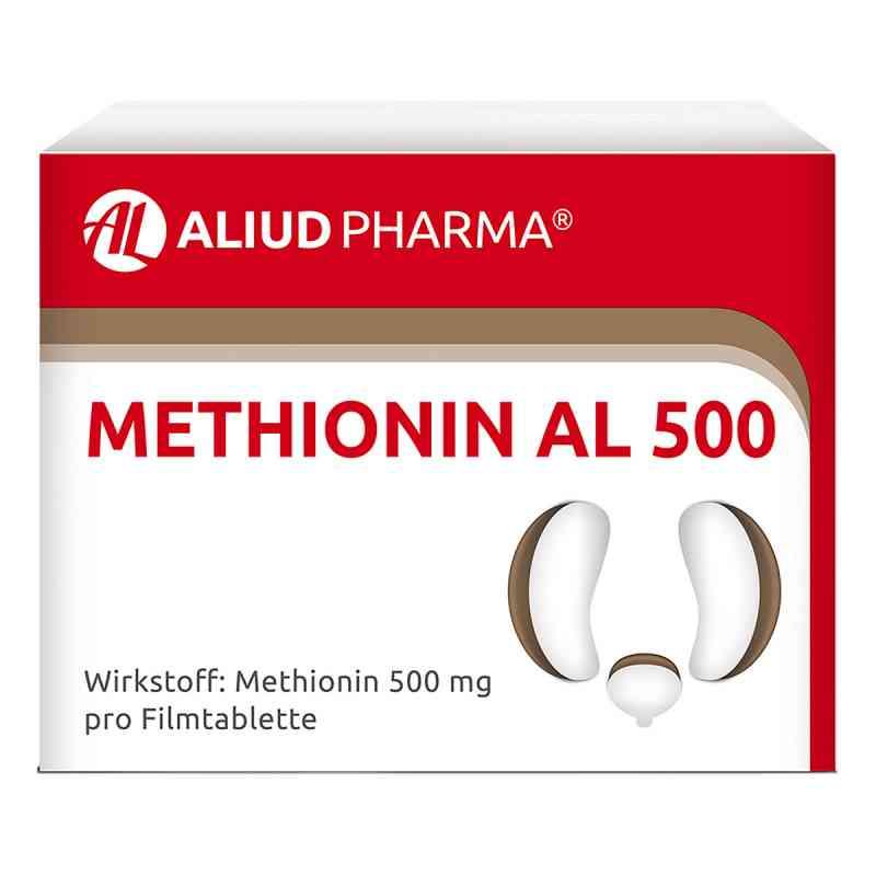 Methionin Al 500 Filmtabl.  zamów na apo-discounter.pl