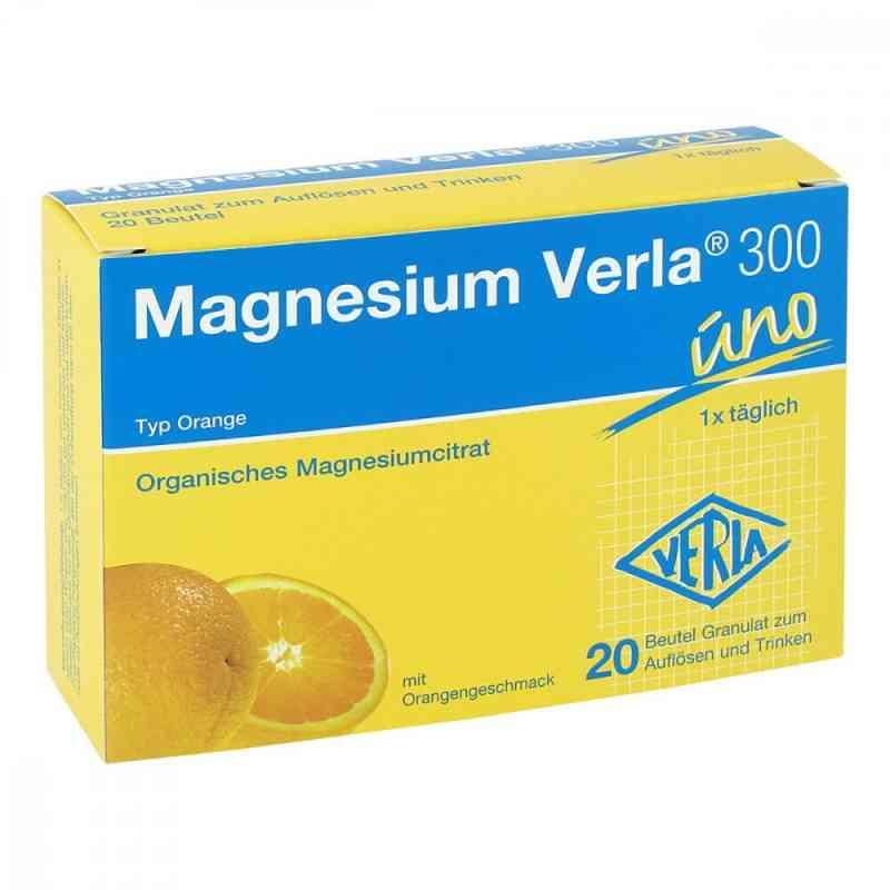 Magnesium Verla 300 granulki w saszetkach  zamów na apo-discounter.pl