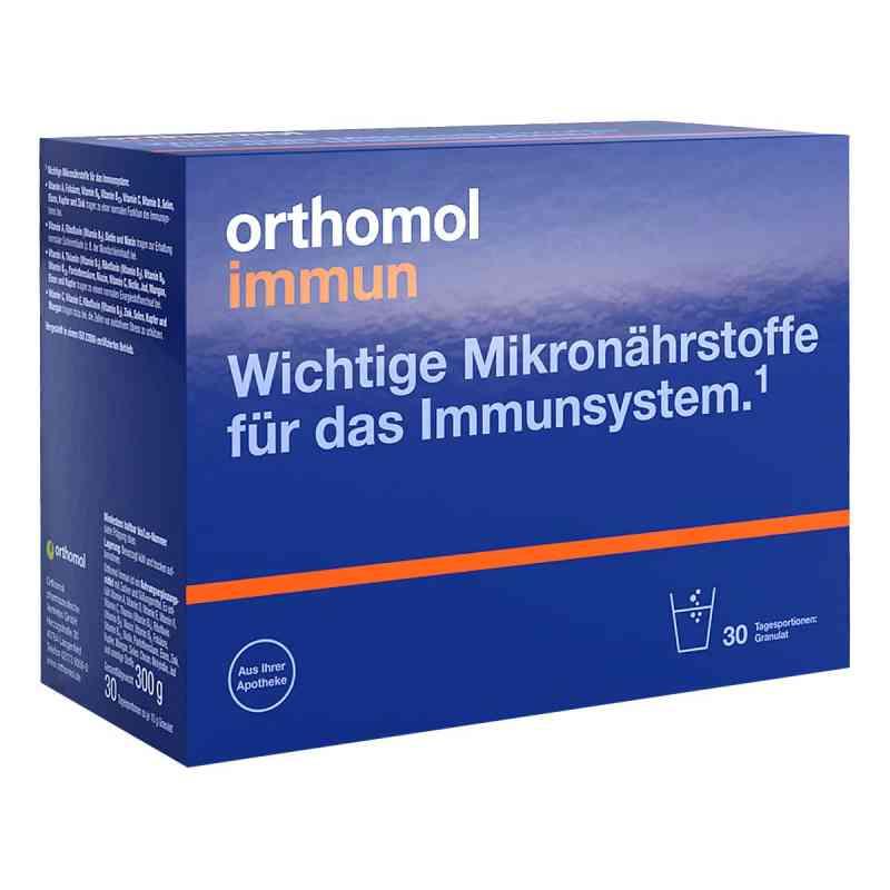 Orthomol Immun granulat w saszetkach  zamów na apo-discounter.pl