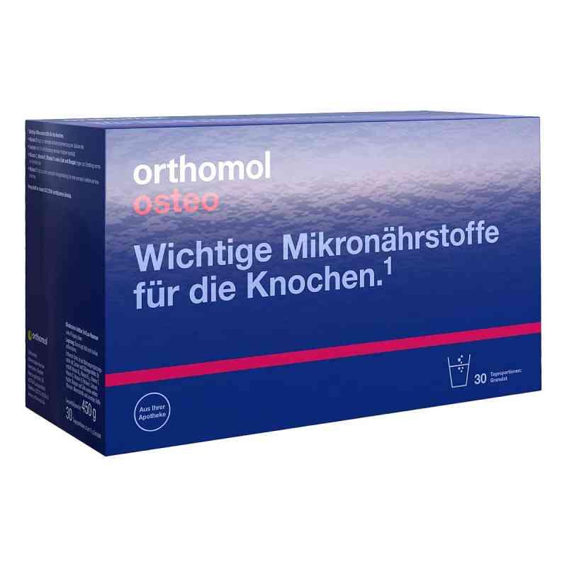 Orthomol Osteo Granulat w saszetkach  zamów na apo-discounter.pl
