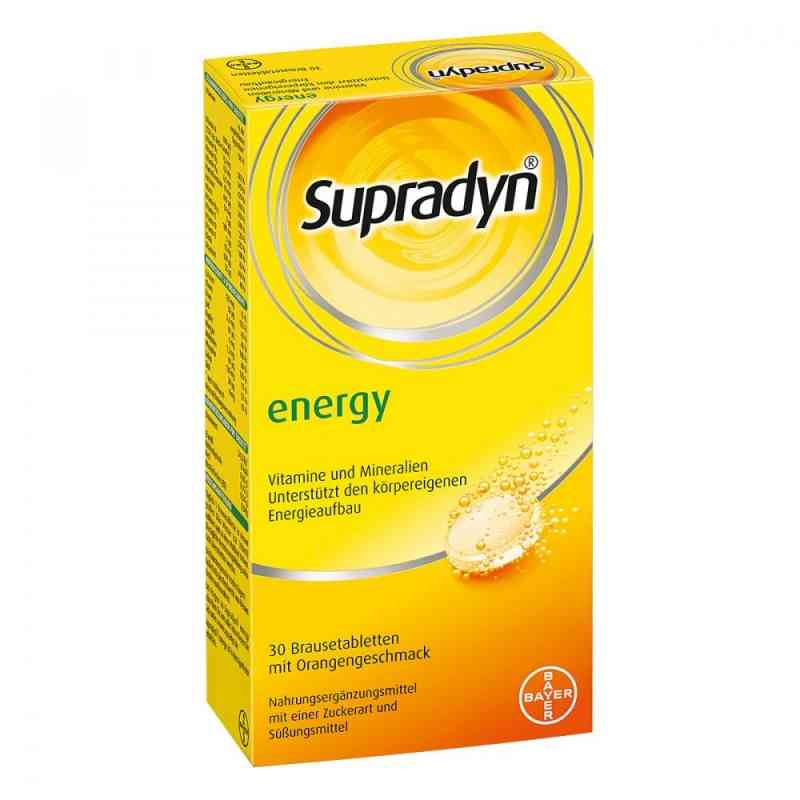 Supradyn tabletki musujące  zamów na apo-discounter.pl