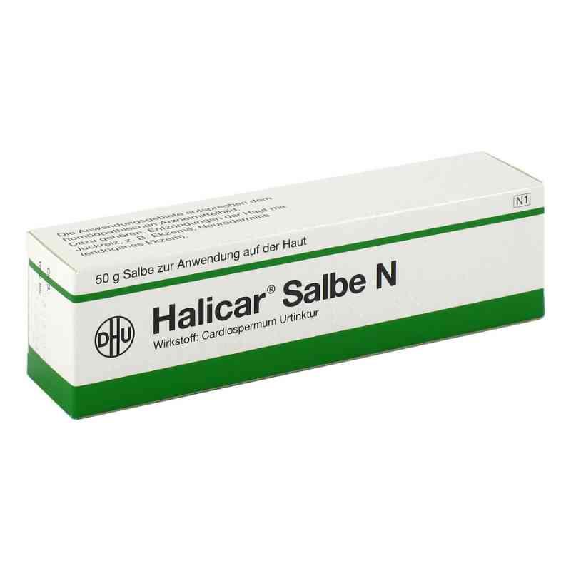 Halicar Salbe N zamów na apo-discounter.pl