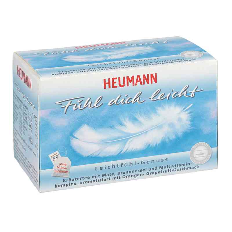Heumann herbata poczuj się lekko zamów na apo-discounter.pl