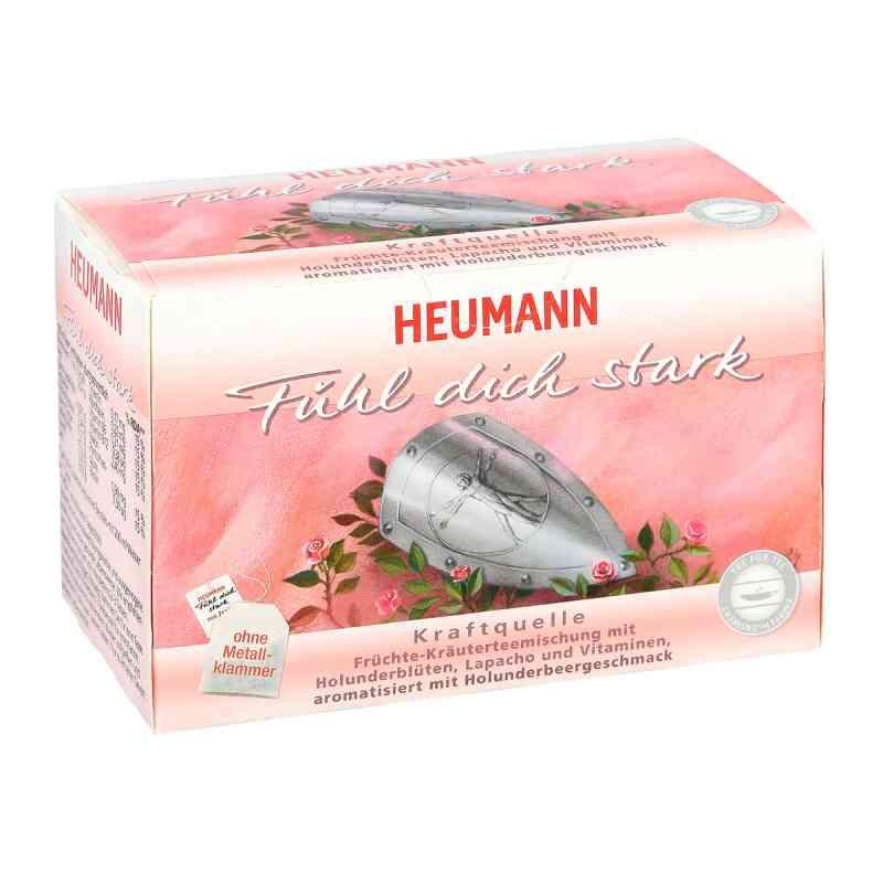 Heumann herbata poczuj się silny w saszetkach  zamów na apo-discounter.pl
